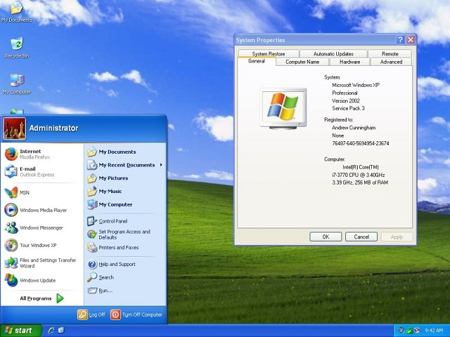 Windows XP_ifanr0730