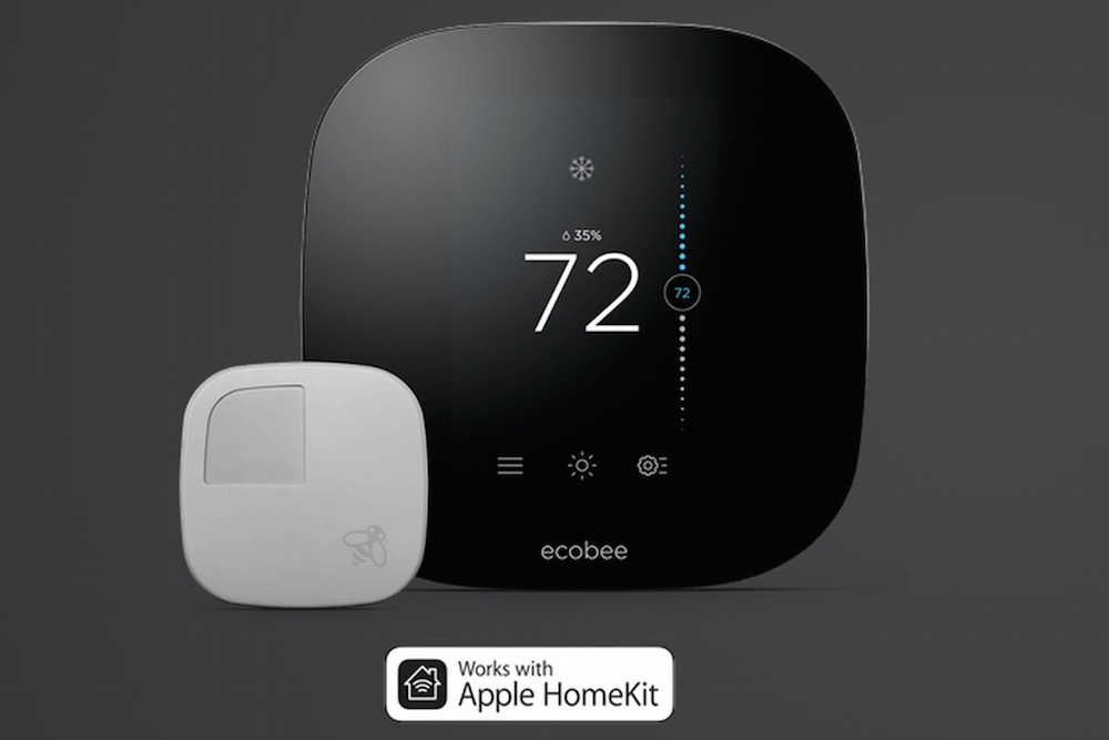 Ecobee3 Wall Plate White in addition Best Amazon Echo Accessories further Review Ecobee Smart Si Smart Thermostat besides 5823200 also Ecobee. on ecobee3 wi fi smart thermostat