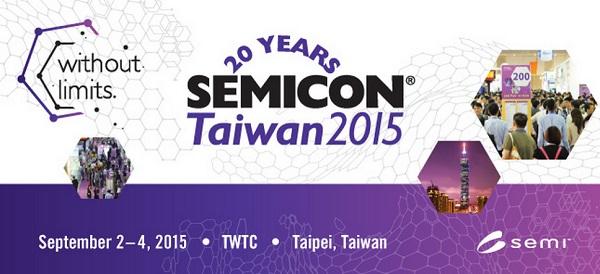 SENICON Taiwan 2015