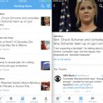 社群平台跨足媒體又一例:Twitter 推出 News Tab 匯整頭條新聞