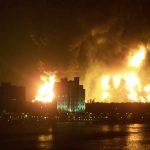 天津濱海新區危險品倉庫發生大爆炸,已至少 56 死 721 人輕重傷