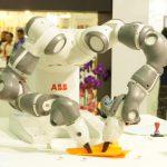 促進工業智動化轉型,品牌大廠機器手臂賣力較勁