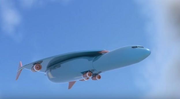Airbus jet patent