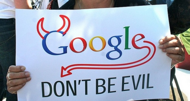 Google Dont be evil_leiphone0821