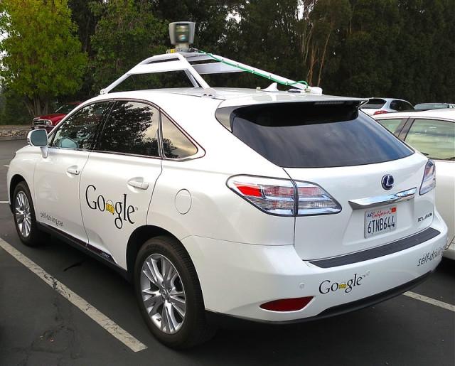 Google Driverless cars_leiphone0821