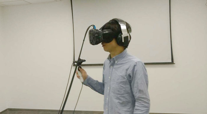 HTC Vive_pingwest0831