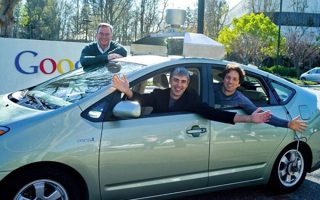 汽車專利最多的科技公司,居然不是累積達 75 年駕駛時數的 Google