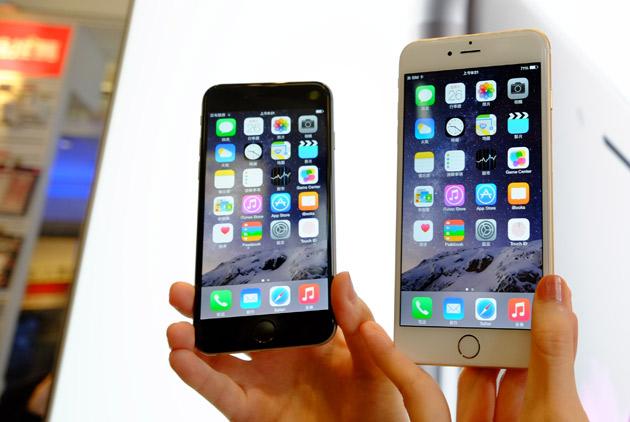 智慧型手機退潮,裸泳的原來是台灣