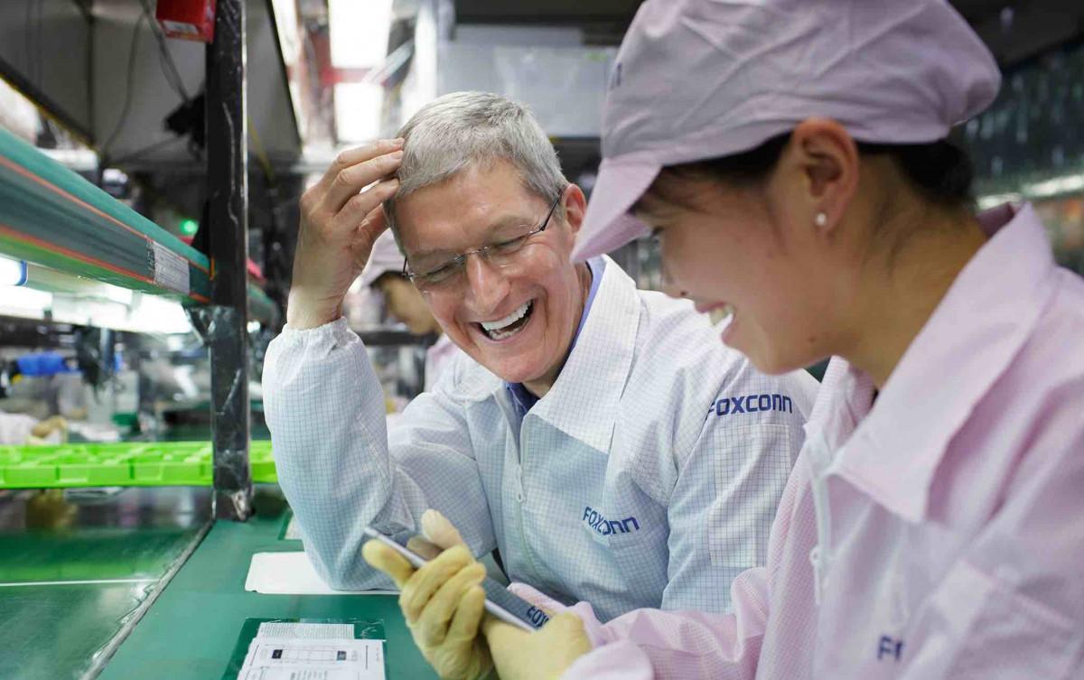 郭台銘的富士康試了哪些東西以擺脫蘋果代工的陰影?