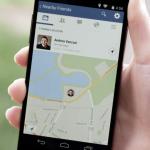 Facebook 在台推出「Nearby Friends」,找附近朋友出來玩樂