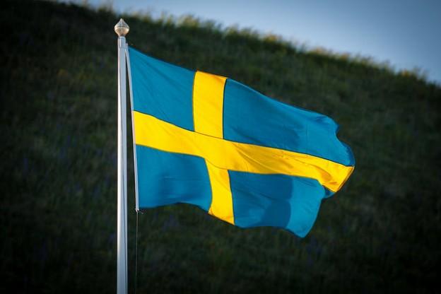 swedish flag 20150930