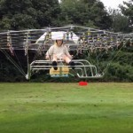 無人機載人!英國超級飛行器用 54 支旋翼帶你飛上天