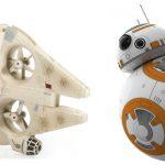《星際大戰》迷又要傷荷包了,BB-8 與千年鷹兩款誘人遙控玩具本週發表
