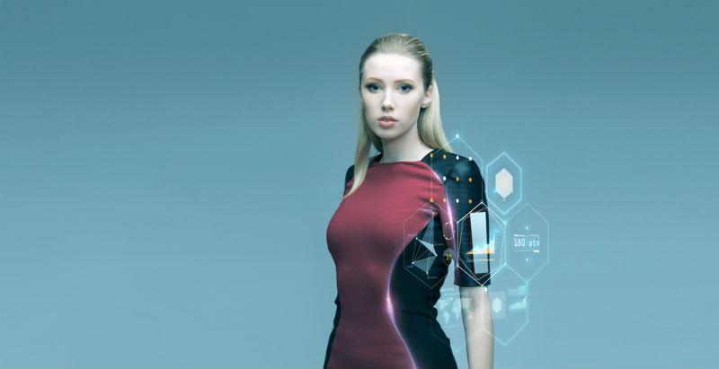 穿戴裝置向前邁進的重要一哩路:超級電容織物