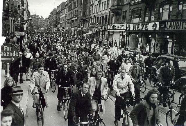 丹麥腳踏車城市不是偶然,聰明思維決定政策成敗