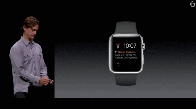 Apple watch Demonstration_leiphone0910