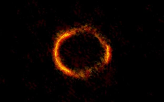 Einstein ring 01