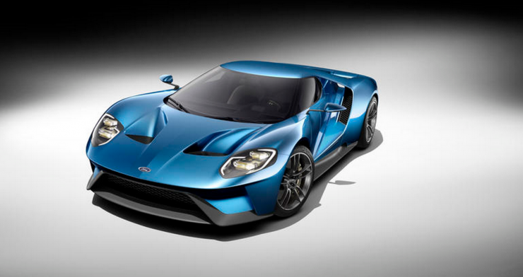 Ford GT_leiphone0924