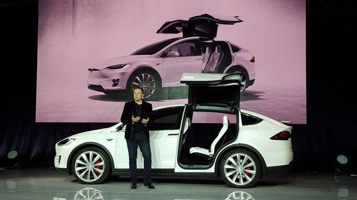 Tesla Model X_pingwest093002