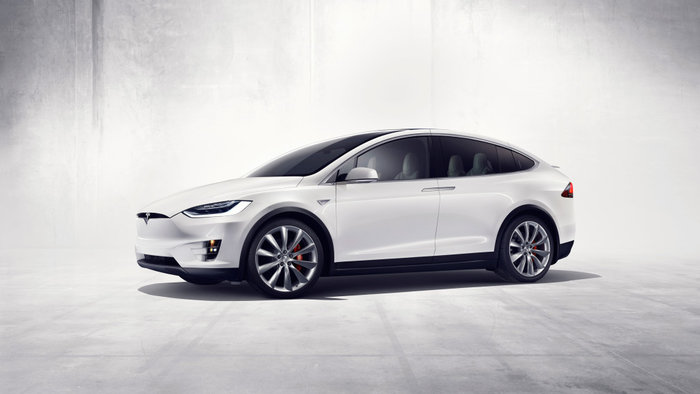 Tesla Model X_pingwest093003