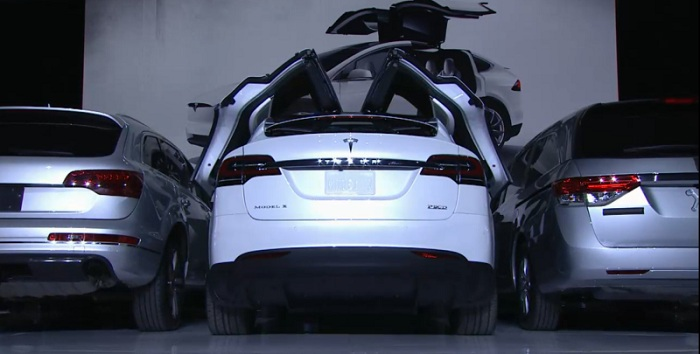 Tesla Model X_pingwest093005