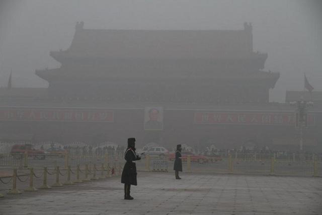 北京霧霾怎麼治?找 IBM 人工智慧