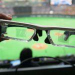 猶如貼身球賽主播,EPSON 智慧型眼鏡讓賽況資訊盡收眼底