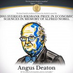 迪頓獲 2015 諾貝爾經濟學獎,為冰冷數字添增社福關懷
