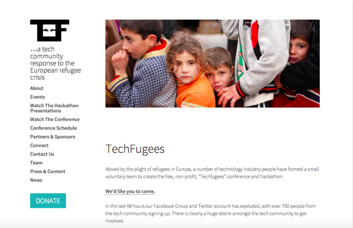 Techfugees_ifanr1013