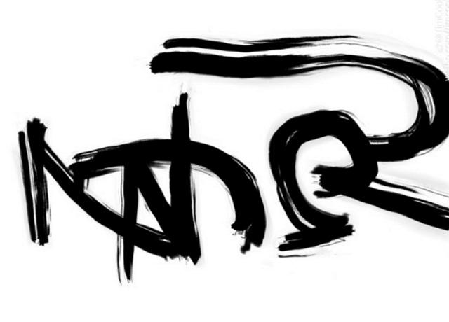 inverted Calligraphy_techbang1026
