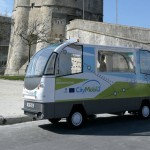 搶先國際大廠!希臘無人自動駕駛巴士上路載客