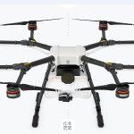 不只是會飛的相機,大疆發表農用無人機