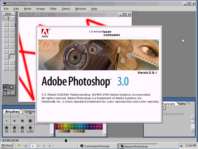 Adobe Photoshop 3_techbang1124