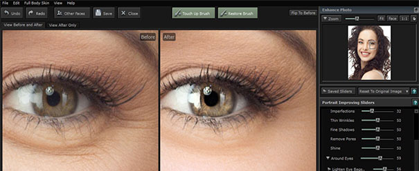 Photoshop eyes_techbang1124