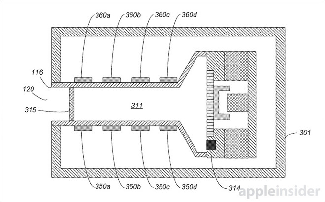 蘋果申請新專利:把水從手機裡「趕」出去