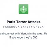 Facebook 啟用「Paris Terror Attacks」平安通報站,那先前其他恐攻事件呢?