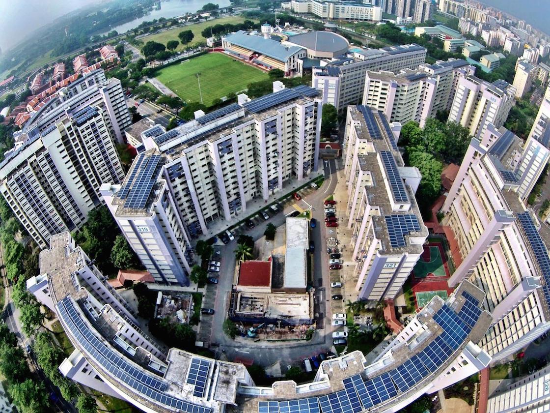 再挺太陽能,蘋果成為新加坡首家全面採用綠能的公司