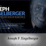 打造史上首台機器手臂,「機器人之父」恩格伯格逝世