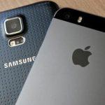 專利戰落幕,三星同意向蘋果賠償5.48億美元