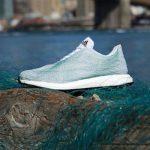 變廢為寶,Adidas 用海洋垃圾 3D 列印跑鞋
