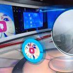 微軟人工智慧機器人小冰亮相電視台,代班天氣主播