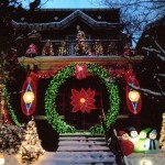 美國聖誕燈飾耗費電力可觀!超過開發中國家全年用電量