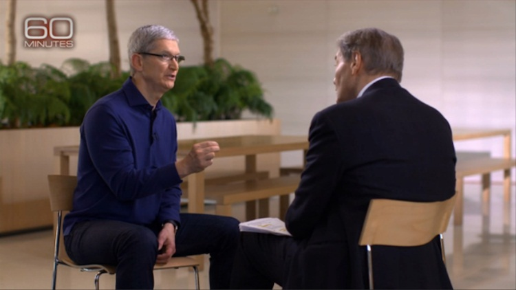 60 minutes about apple_pingwest122306