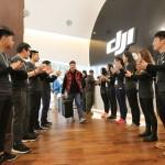 DJI 全球首間旗艦店,在深圳正式揭幕