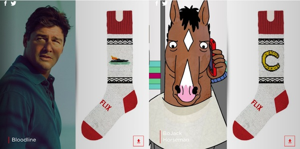 Netflix socks_bnext1221