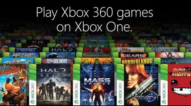 Play Xbox 360 games on Xbox One_huxiu1224