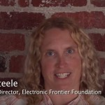 Shari Steele, Executive Director of the Electronic Frontier Founda