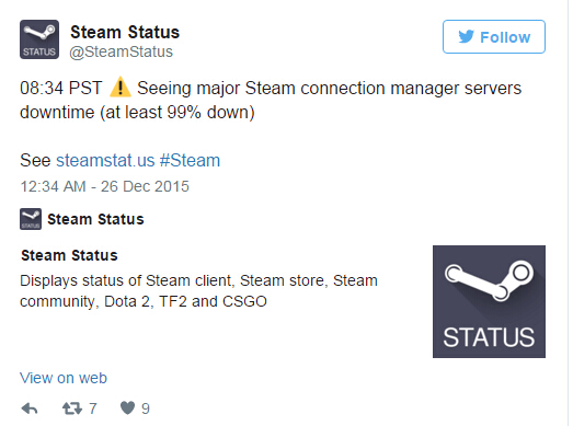 Steam Status_mofang1229