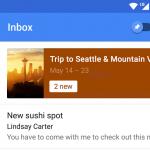 立即找到旅遊訊息,Google 為使用 Inbox 的商務人士推出 Trip Bundles