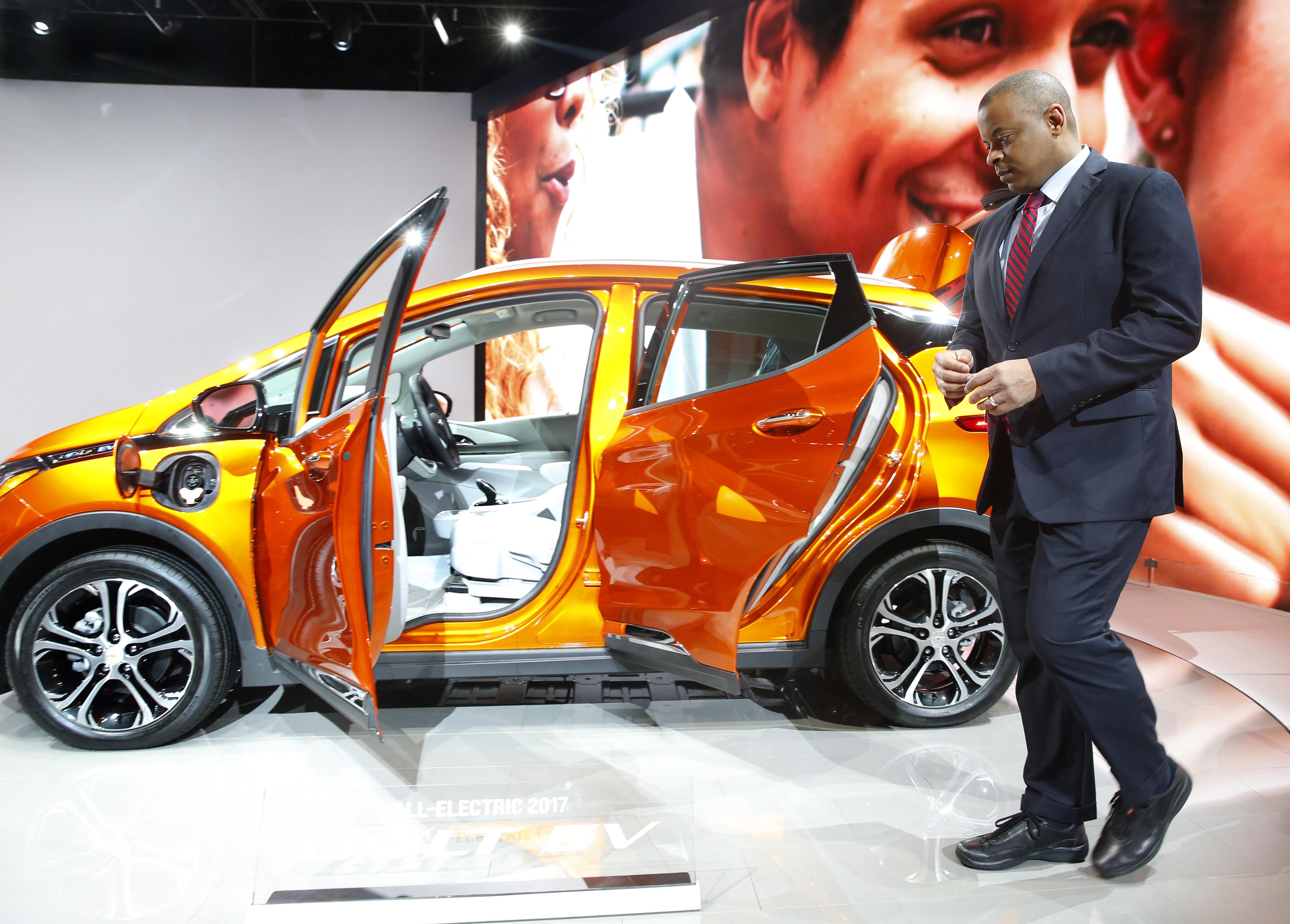 歐巴馬的國家產業政策:10 年 40 億美元自動駕駛車育成計畫